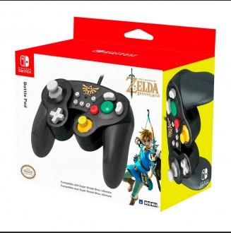 Control Battle Pad Zelda Nintendo Switch