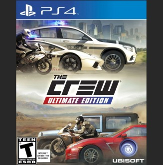 USADO The Crew Ultimate Edition  PS4