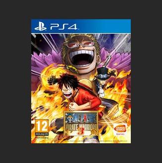USADO One Piece: Pirate Warriors PS4