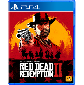 USADO Red Dead Redemption 2 PS4