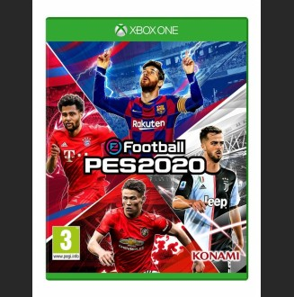 PES 2020 Football Xbox One