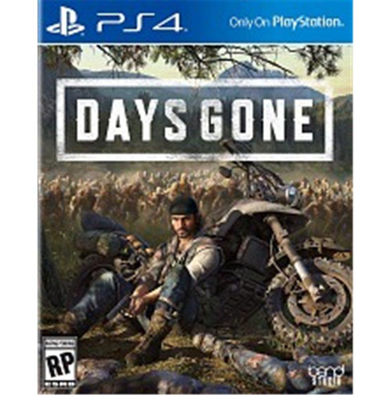 USADO Days Gone PS4