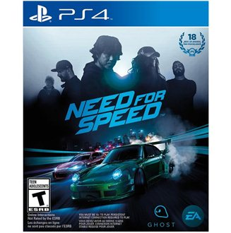 USADO Need For Speed PS4