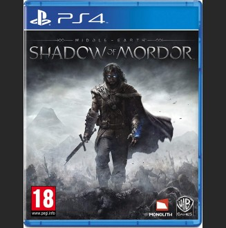 USADO Middle Earth Shadow of Mordor PS4