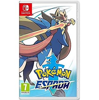 Pokemon Sword Espada Nintendo Switch