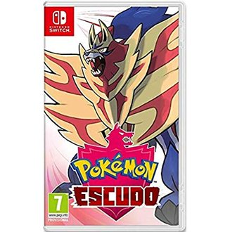 Pokemon Shield Escudo Nintendo Switch