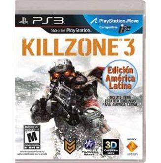 USADO Killzone 3 PS3