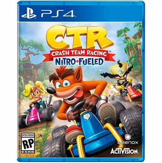 USADO Crash Team Racing Nitro Fueled PS4