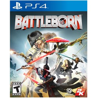 USADO Battleborn PS4