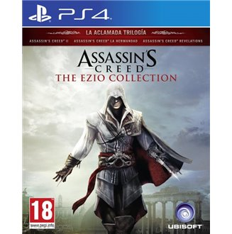 Assassin's The ezio Collection Digital Primaria PS4