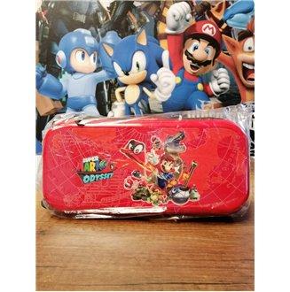 Estuche Super Mario Odyssey Pasta Dura Nintendo Switch