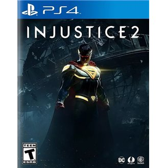 USADO Injustice2 Ps4