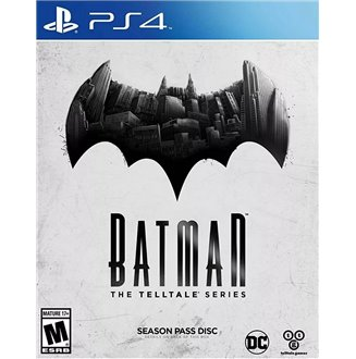 USADO Batman The Telltale Series PS4