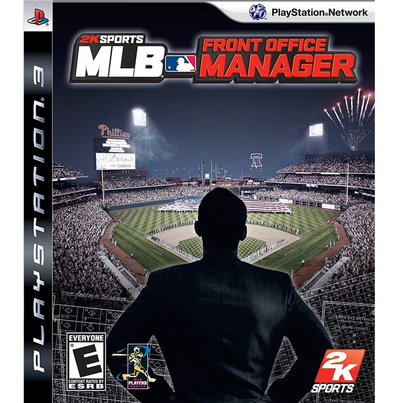 USADO 2K Sports MLB Front Office Manager PS3