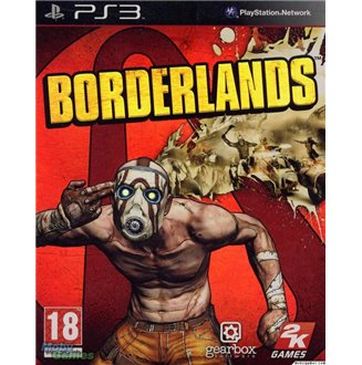 USADO Borderlands PS3