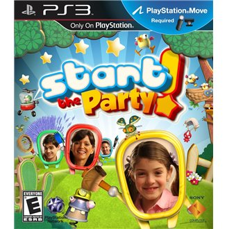 USADO Stant the party PS3