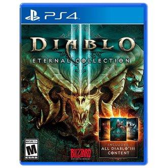 Diablo Iii Eternal Collection  Ps4 Nuevo Fisico