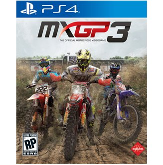 MX GP3  PS4