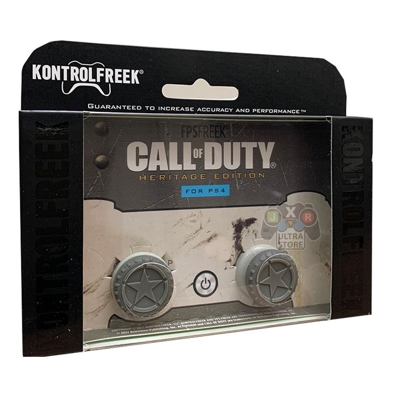 Kontrolfreek Call Of Duty Heritage Edition Ps4
