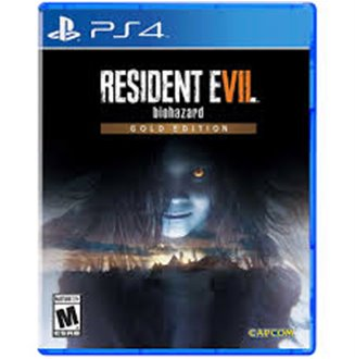 Resident Evil 7 Biohazard VR_Gold Edition PS4