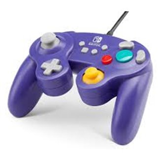 Nintendo Gamecube - Wired Controller Purple