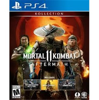 Mortal Kombat Aftermath Ps4