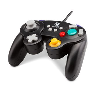 Nintendo Gamecube - Wired Controller Black
