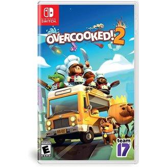 Overcooked 2 Nintendo Switch