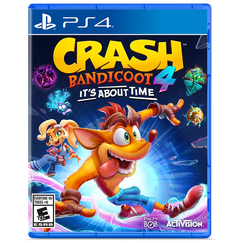 Crash Bandicoot 4 PS4