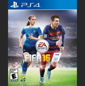 USADO Fifa 16 PS4