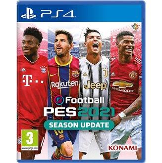 PES 2021 Fotball