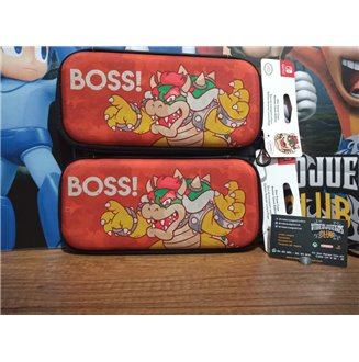 Case Bowser Nintendo Switch