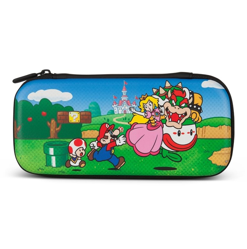 Case Kit Nintendo Switch Lite Super Mario Mush Kingdom