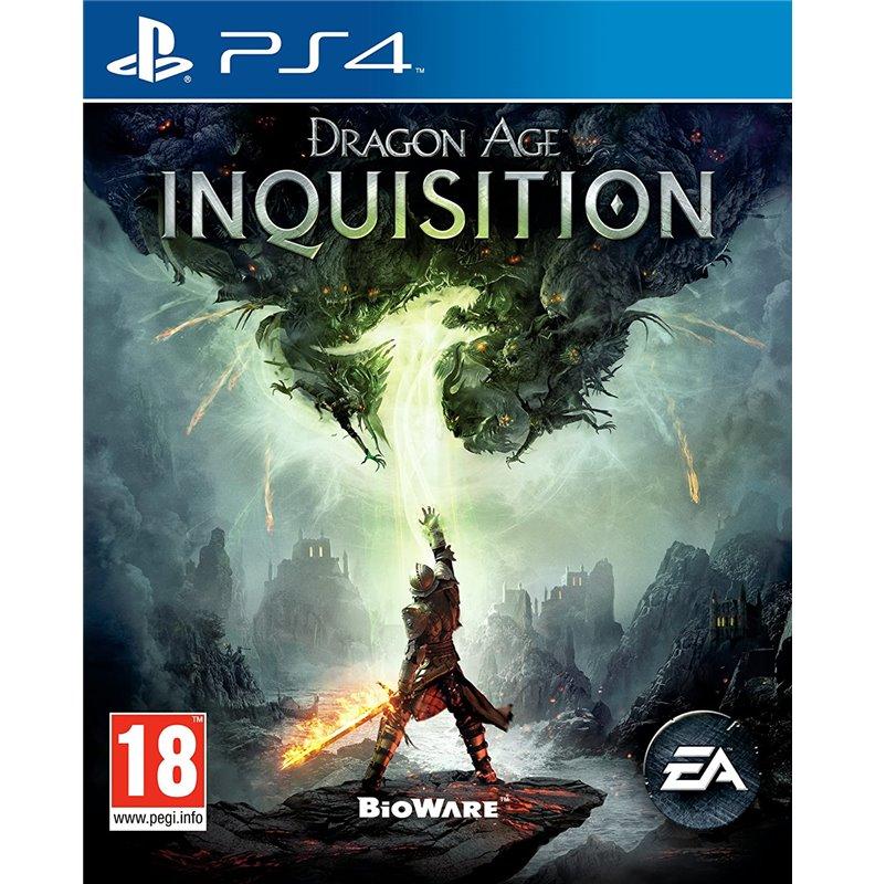Usado Dragon Age Inquisition PS4