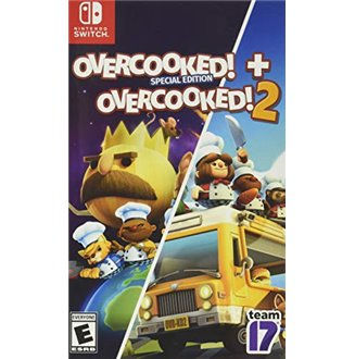 overcooked! + Overcooked! 2 PS4
