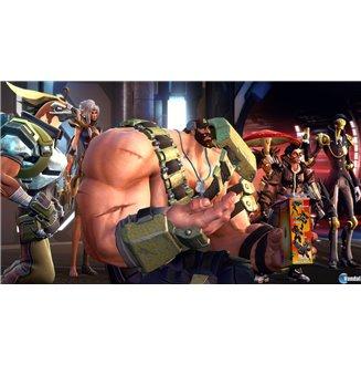 USADO Battleborn PS4