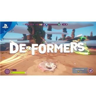 USADO De-Formers PS4