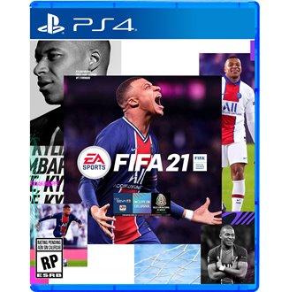 Fifa 21 PS4 - Obsequios