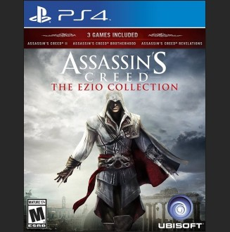Assassin's Creed The Ezio Collection PS4_2