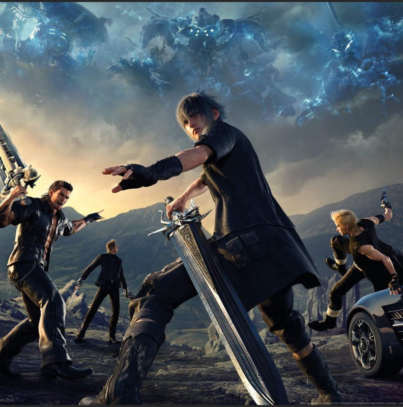 Final Fantasy XV Edicion Dia 1 Xbox One