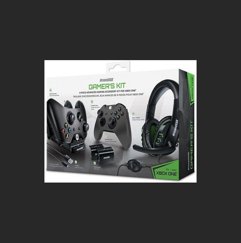 Kit Gamers Xbox One