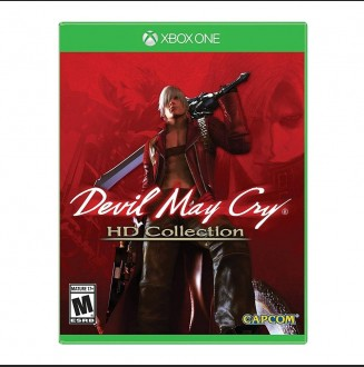 Devil May Cry HD Collection Xbox One