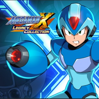 Mega Man X Legacy Collection 1 y 2 PS4