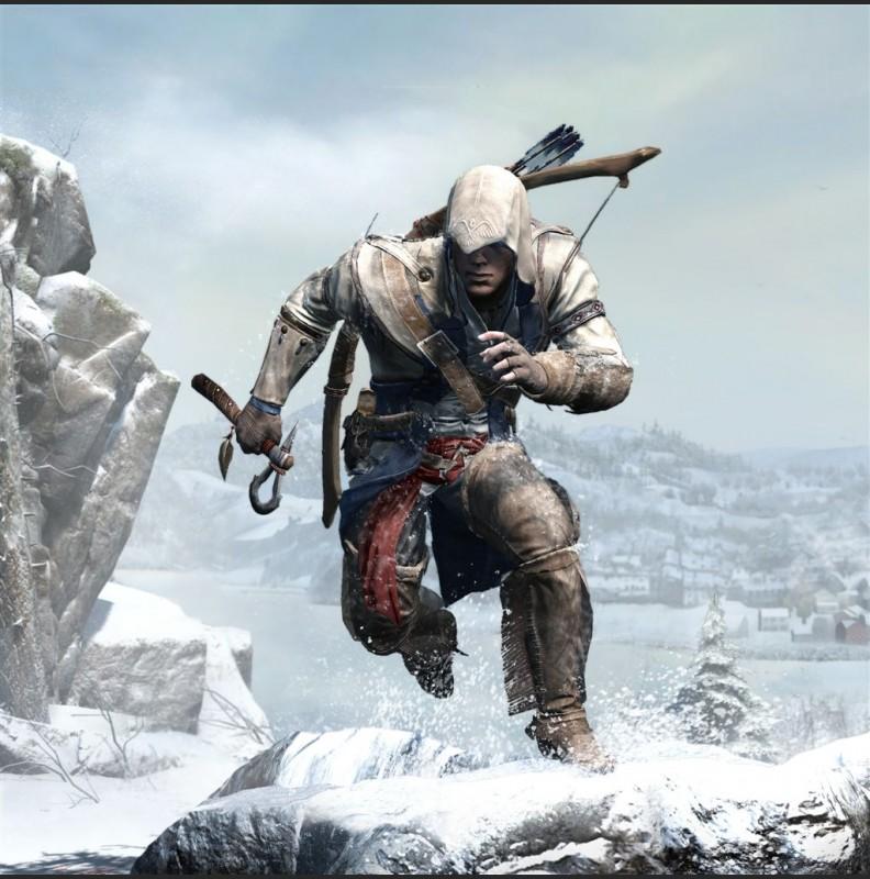 USADO Assassin's Creed 3 Xbox 360