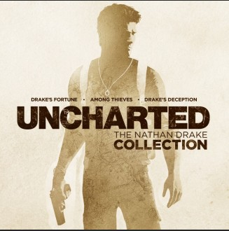 USADO Uncharted The Nathan Drake Collection PS4