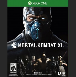 Mortal Kombat XL Xbox One_2