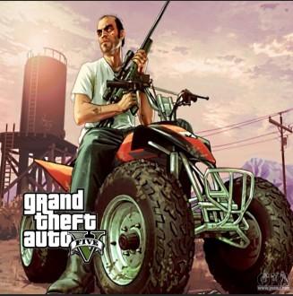 Grand Theft Auto 5 PS4_1