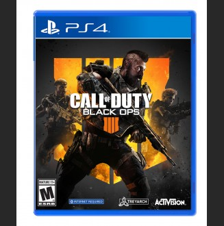 Call of Duty Black Ops 4 PS4 preventa