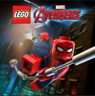 Lego Avengers PS4