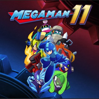 Megaman 11 Nintendo Switch